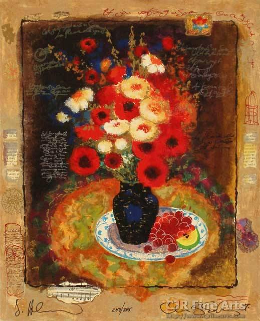 alexander-wissotzky-colorful-bouquet