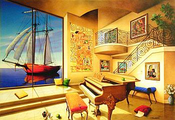 Rafael Quevedo Orlando Love Boat