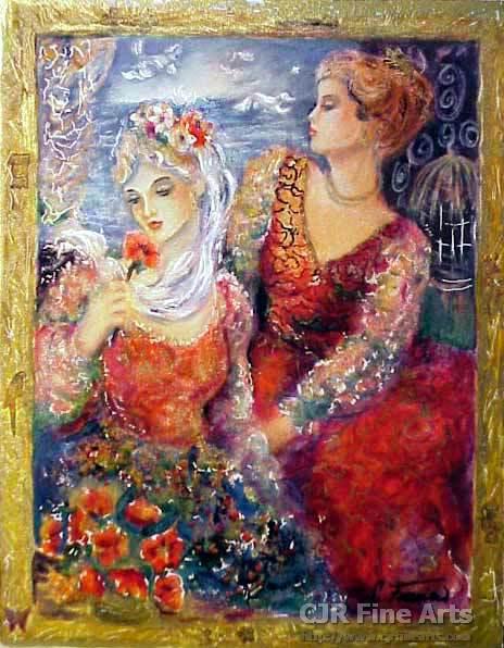 sevitt-francis-old-fashioned-girls