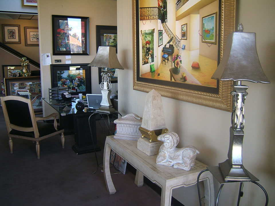 Summerlin home interior design